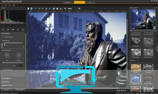 Corel Paintshop Pro X9 Ultimate free downlaod