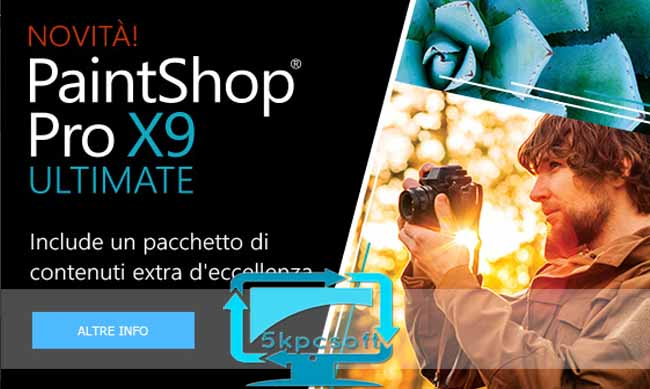 Corel paintshop pro x6 free download.