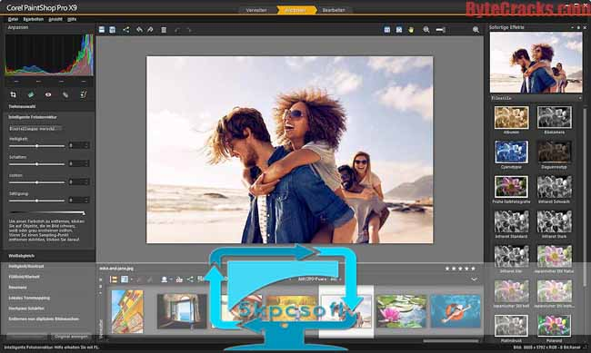 Corel Paintshop Pro X9 Ultimate full downlaod
