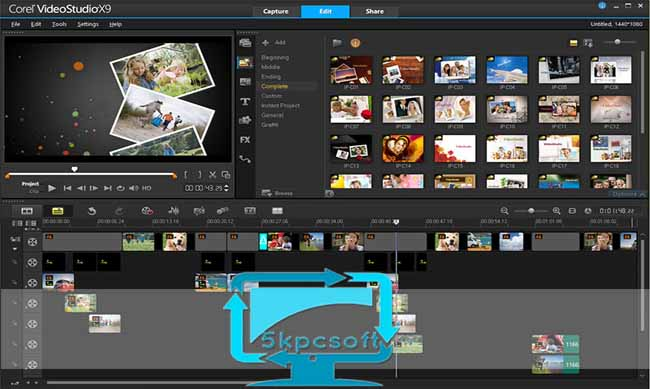 Corel Videostudio Ultimate X95X86X64 Free Download 1