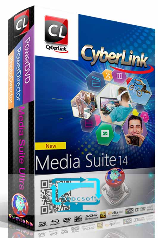 CyberLink Media Suite Ultimate 14.0627 MultiLanguage Free Download-for-pc-latest-version