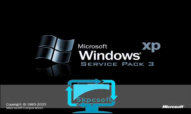 Windows XP Black Edition Free Download x86 [SP 3] - 5k Pc Soft