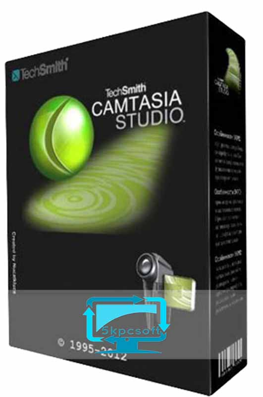 TechSmith Camtasia Studio 9 free downlaod for pc latest version 5kpcsoft