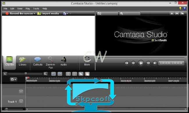 TechSmith Camtasia Studio 9 full downlaod complete setup for windows
