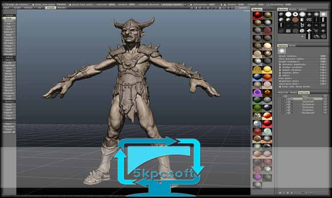 3D Coat v4.7.24 [Updated Version Full] Free Download full iso download