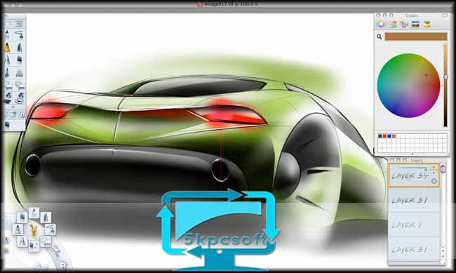 Autodesk SketchBook Pro for Enterprise 2015 full downlaod complete setup for windows