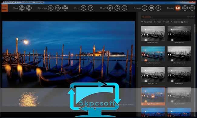 DxO FilmPack Elite 5 free full iso download
