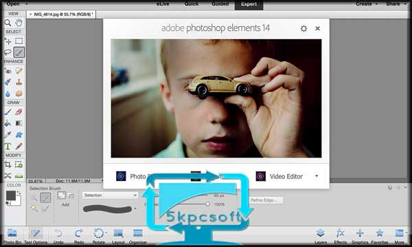 Adobe Photoshop Elements 14 free full iso download 5kpcsoft