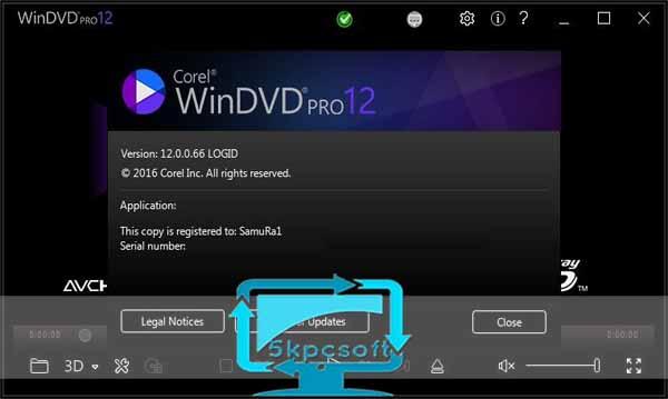 windvd gratuit pour windows 7