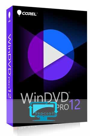 Corel WinDVD Pro v12 free full iso download 5kpcsoft