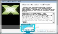 DirectX End-User Runtimes free downlaod for pc latest version 5kpcsoft