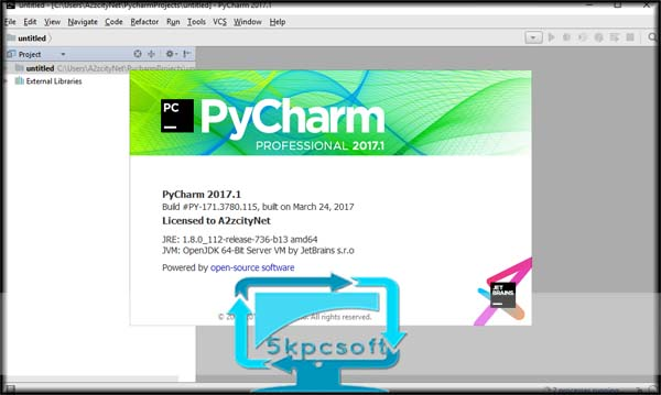 PyCharm Professional 2017 free downlaod for pc latest version 5kpcsoft