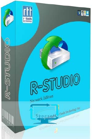 R-Studio 8 Network Edition free downlaod for pc latest version 5kpcsoft
