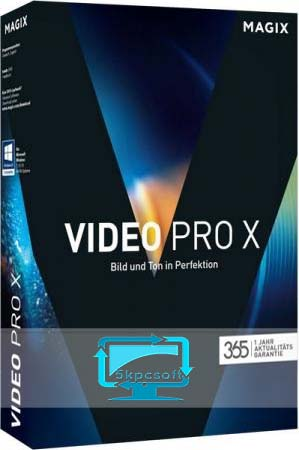 magix video pro x8 free downlaod for pc latest version 5kpcsoft