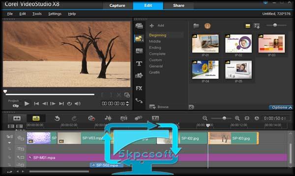 Magix Video Pro x8 v15.0.3 Free Download full iso download 5kpcsoft
