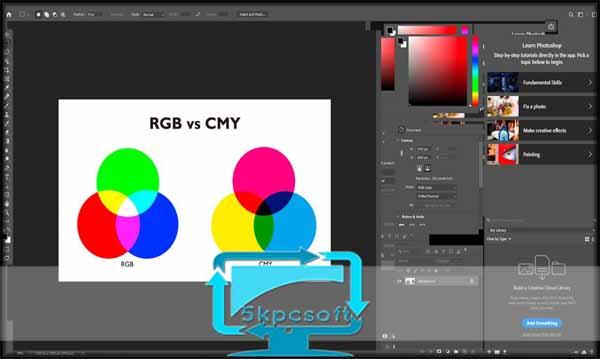Adobe Photoshop CC 2020 full downlaod complete setup for windows 5kpcsoft